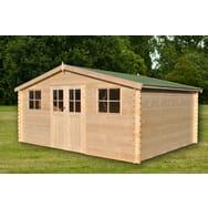 Cabane de jardin 4x2