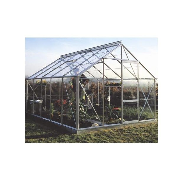 Serre agricole verre - Mobilier de jardin et terasse