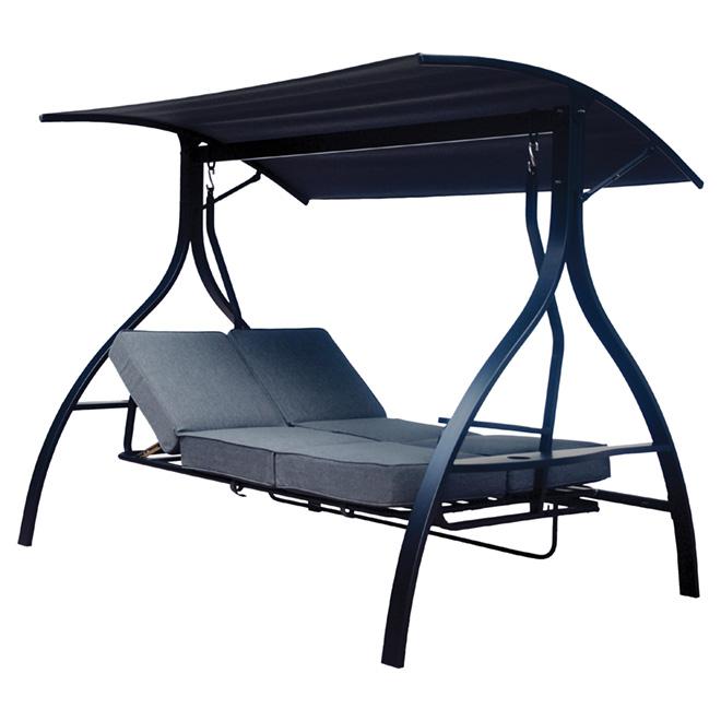 Balancoire veranda 4 places - Mobilier de jardin et terasse