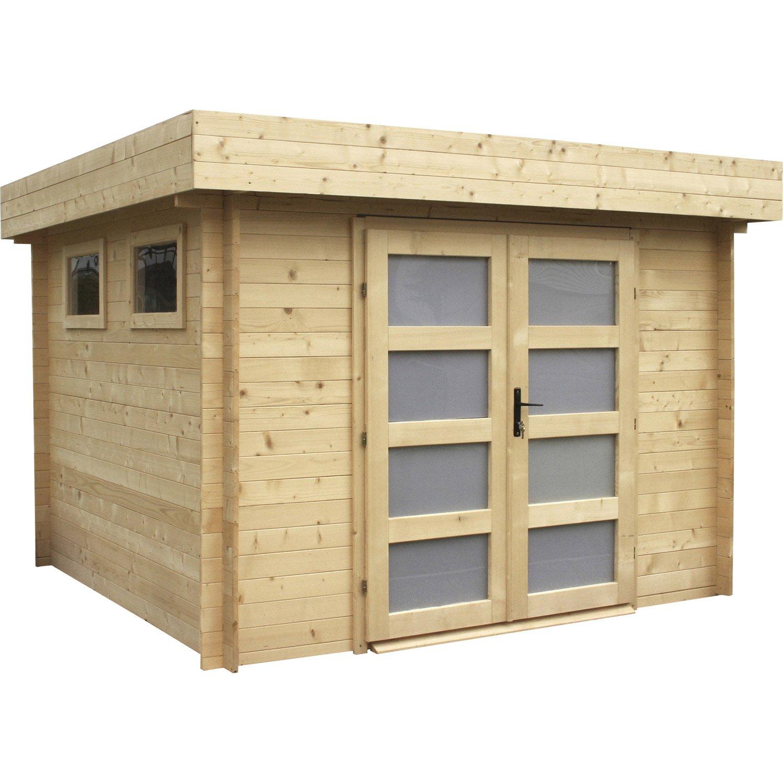 Quel bois pour cabane de jardin - Mobilier de jardin et terasse