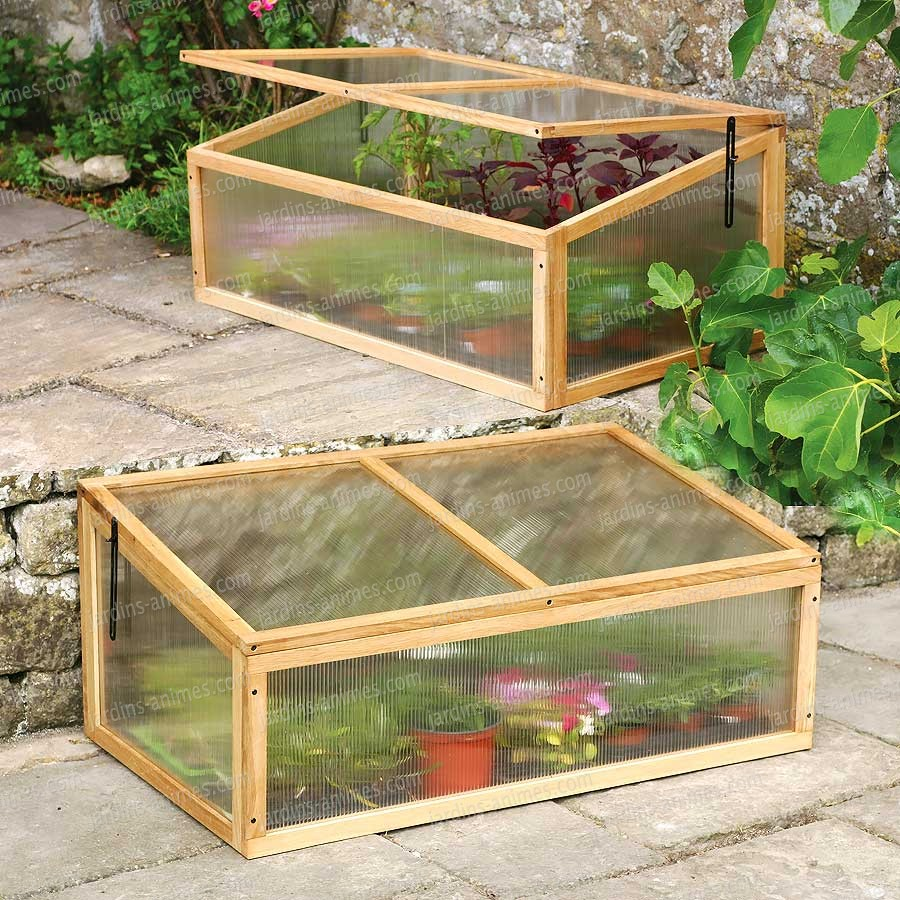 Chassis jardin pas cher