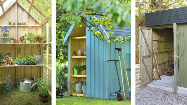 A quoi sert un abri de jardin