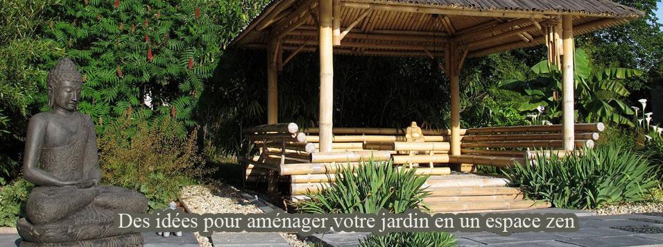 Cabane de jardin japonaise