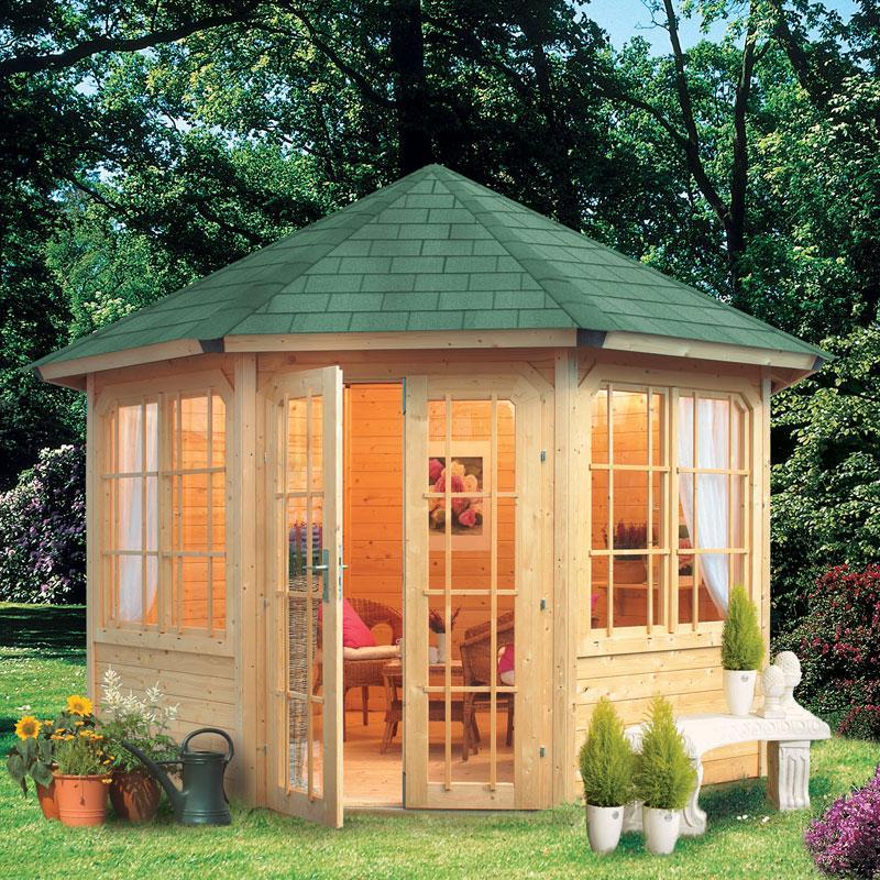 Cabane de jardin olympe