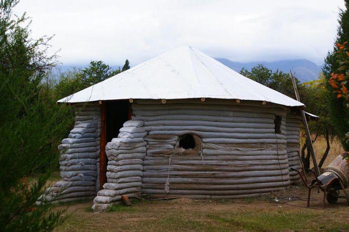 Cabane de jardin écologique