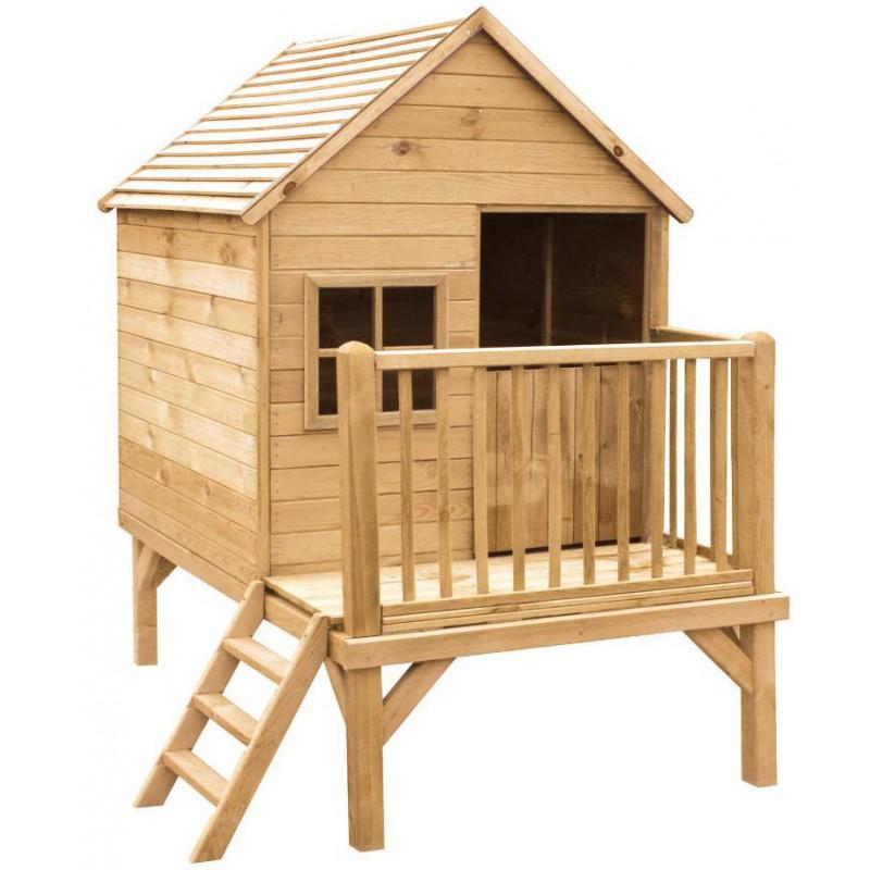 Cabane de jardin pour chat