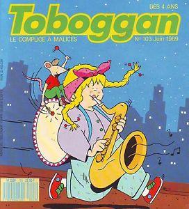 Toboggan revue