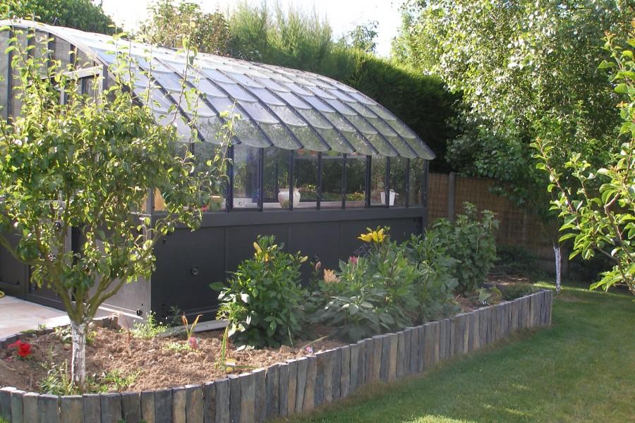 Fabricant de serre de jardin en belgique - Mobilier de ...