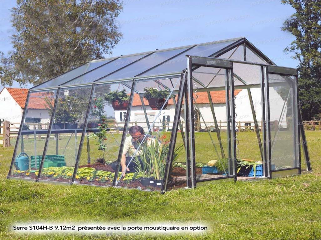 Imposition serre de jardin