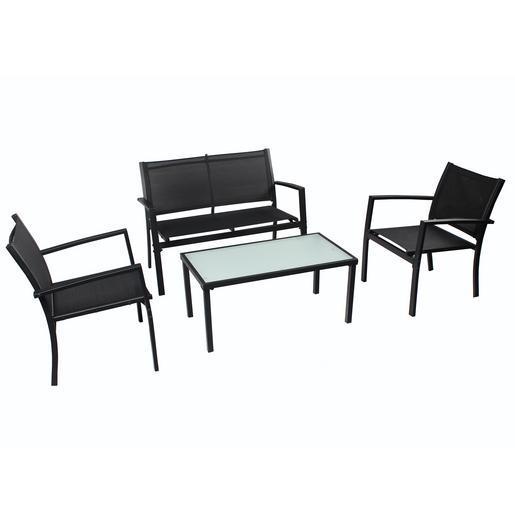 salon de jardin pas cher la foir 39 fouille mobilier de. Black Bedroom Furniture Sets. Home Design Ideas