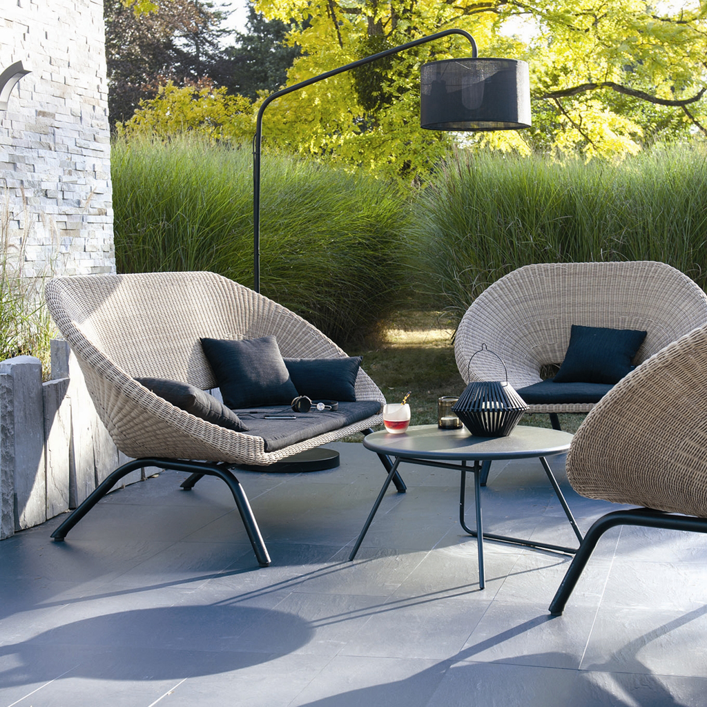 Salon de jardin pour balcon mobilier de jardin et terasse - Salon de jardin special balcon ...