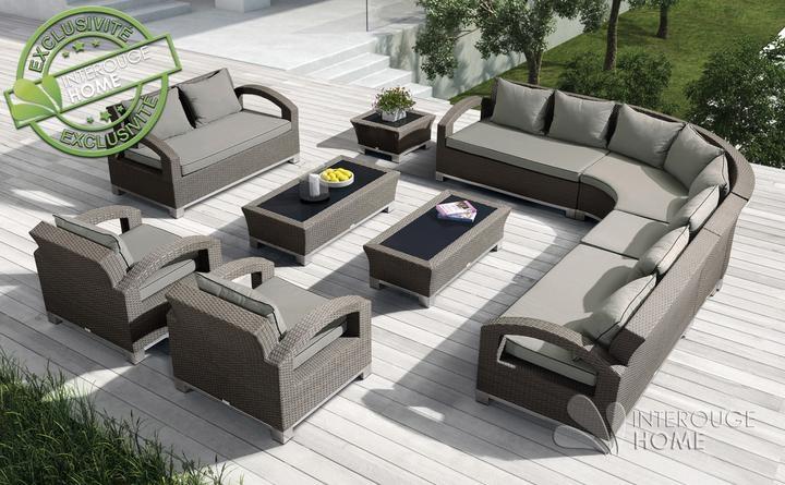 Awesome Salon De Jardin Design De Luxe Photos - House Design ...