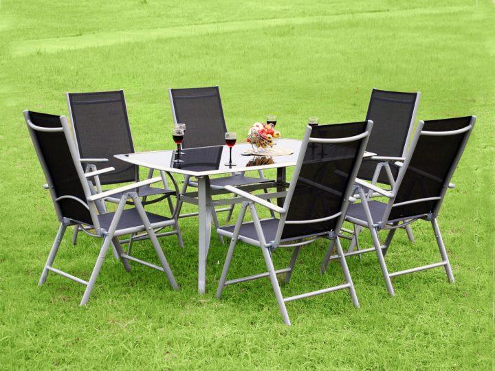 Salon de jardin aluminium modulable - Mobilier de jardin et terasse