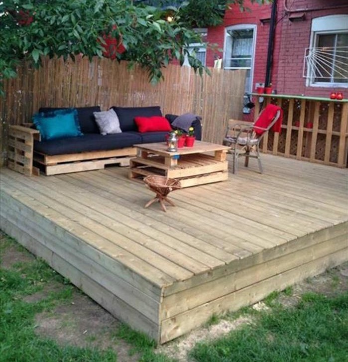Chalet abri de jardin en bois - Mobilier de jardin et terasse