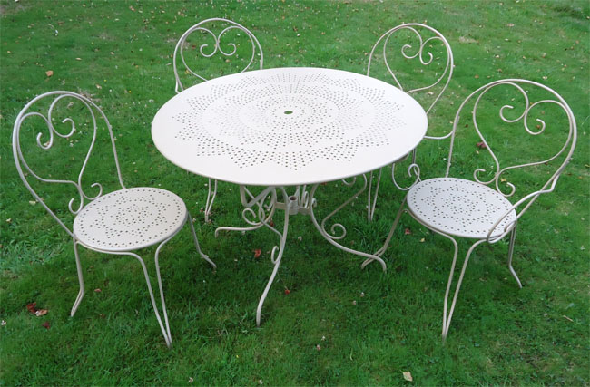 Best Table De Jardin Plastique D Occasion Pictures - House Design ...
