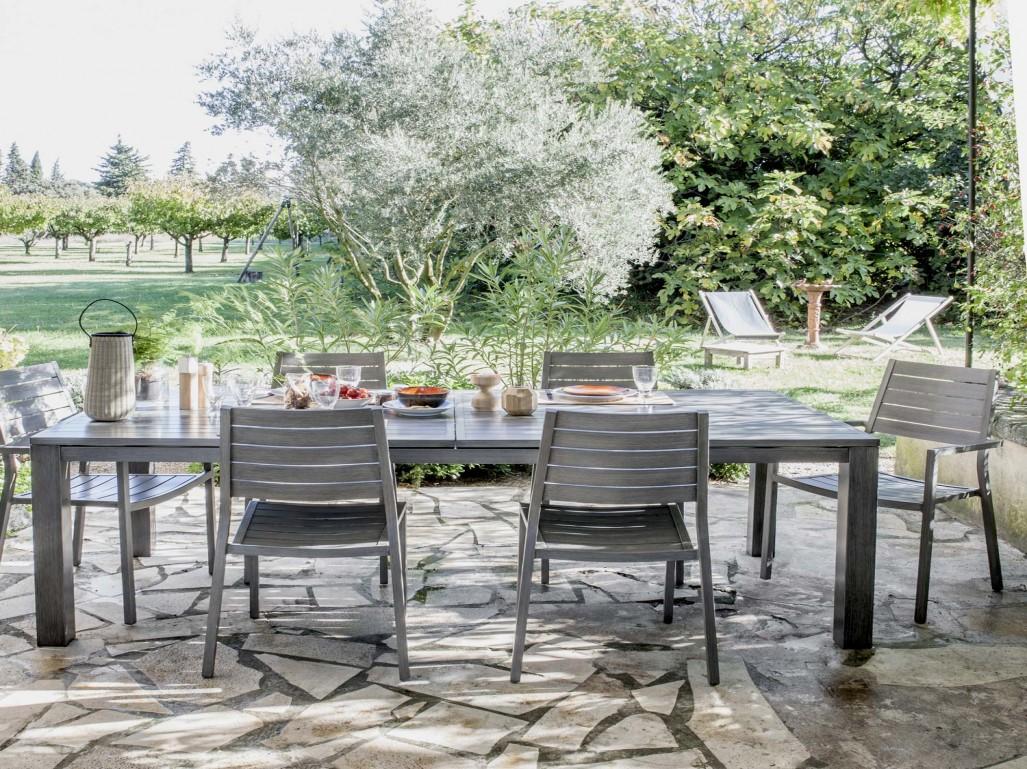 salon de jardin milano leroy merlin mobilier de jardin et terasse. Black Bedroom Furniture Sets. Home Design Ideas