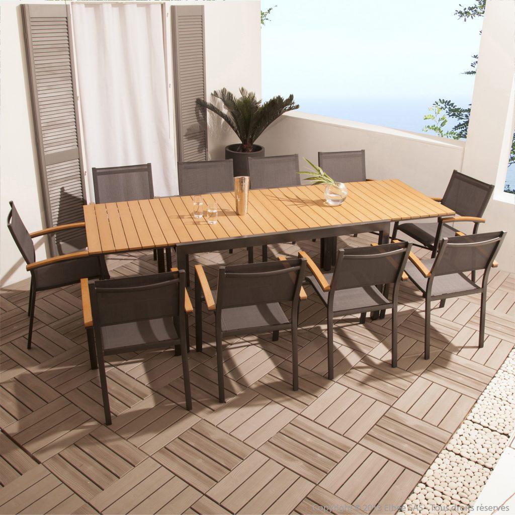 salon de jardin alu belgique mobilier de jardin et terasse. Black Bedroom Furniture Sets. Home Design Ideas