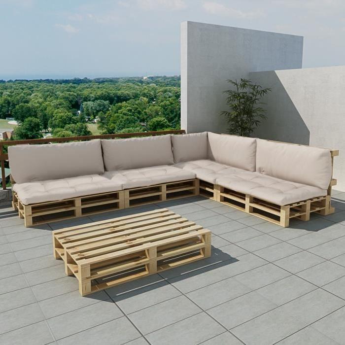 Salon de jardin allibert new york 320 - Mobilier de jardin ...