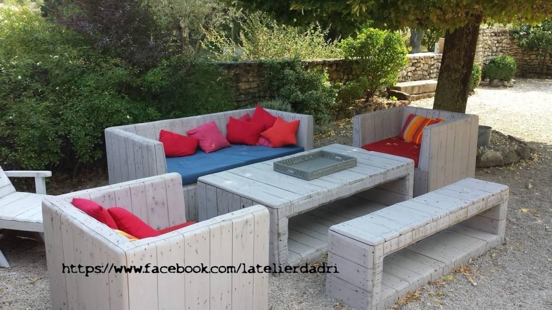 Cabanon en resine - Mobilier de jardin et terasse