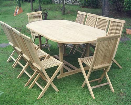 Salon de jardin en teck pas cher mobilier de jardin et terasse - Salon jardin en teck pas cher ...