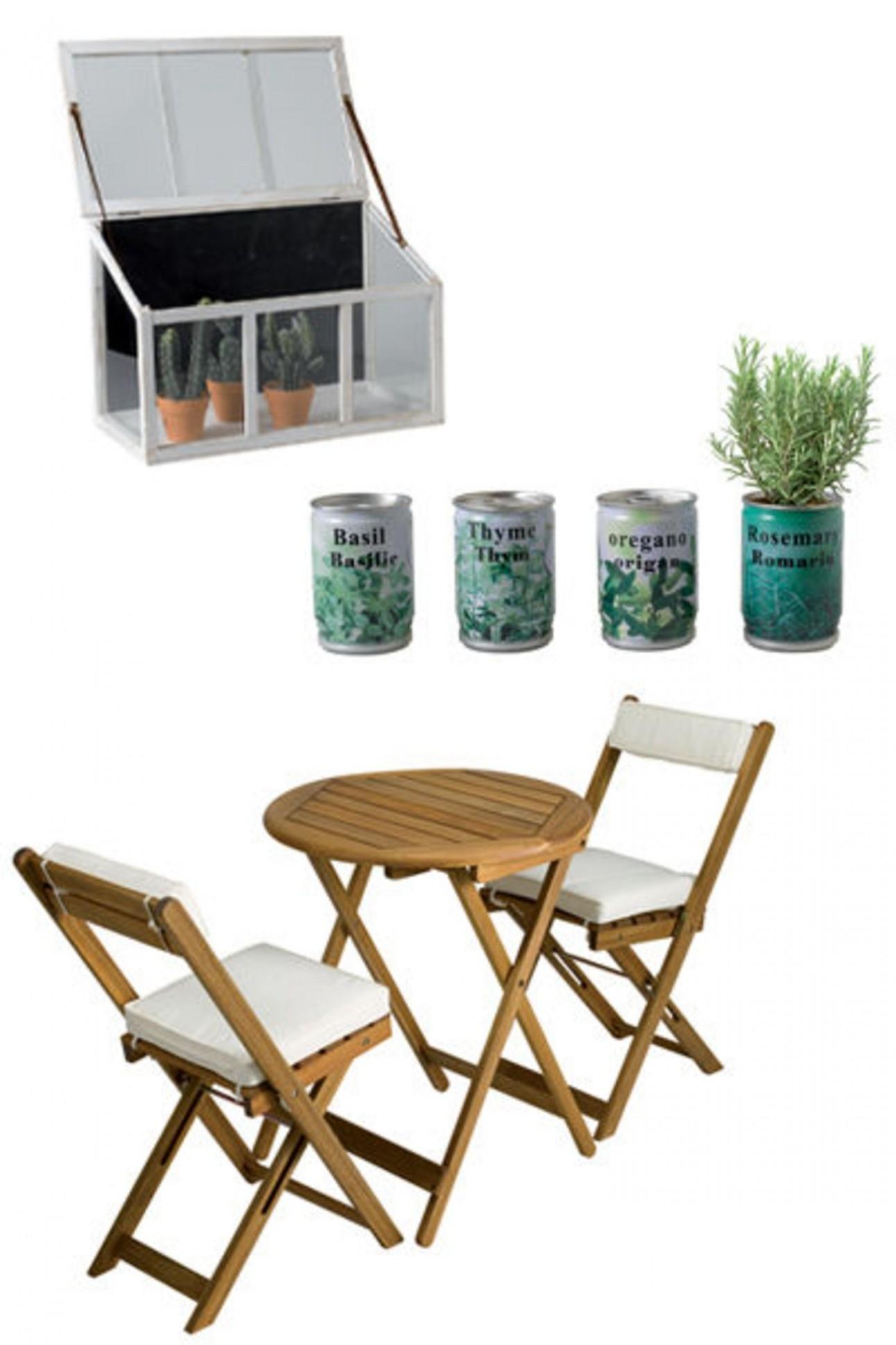 Salon de jardin fonte aluminium blanc - Mobilier de jardin ...