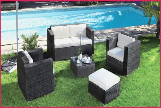 Salon de jardin aluminium discount mobilier de jardin et - Salon jardin hesperide discount ...
