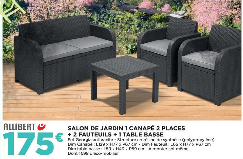 salon de jardin a geant casino mobilier de jardin et terasse. Black Bedroom Furniture Sets. Home Design Ideas