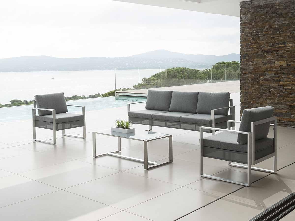 salon de jardin hesperide gili mobilier de jardin et terasse. Black Bedroom Furniture Sets. Home Design Ideas