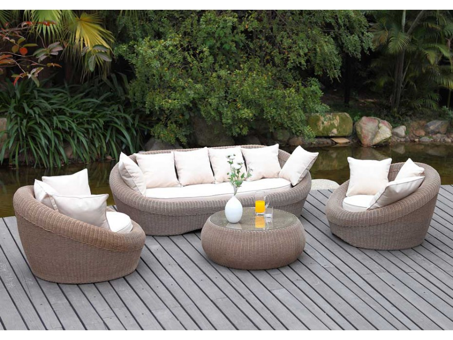 Canapé jardin - Mobilier de jardin et terasse