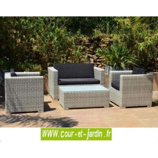 Stunning Salon De Jardin Resine Oceo Ideas - House Interior ...