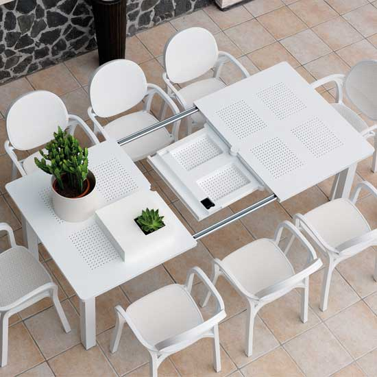 Salon de jardin nardi