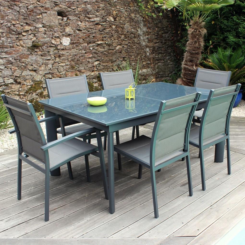 Table chaise de jardin pas cher