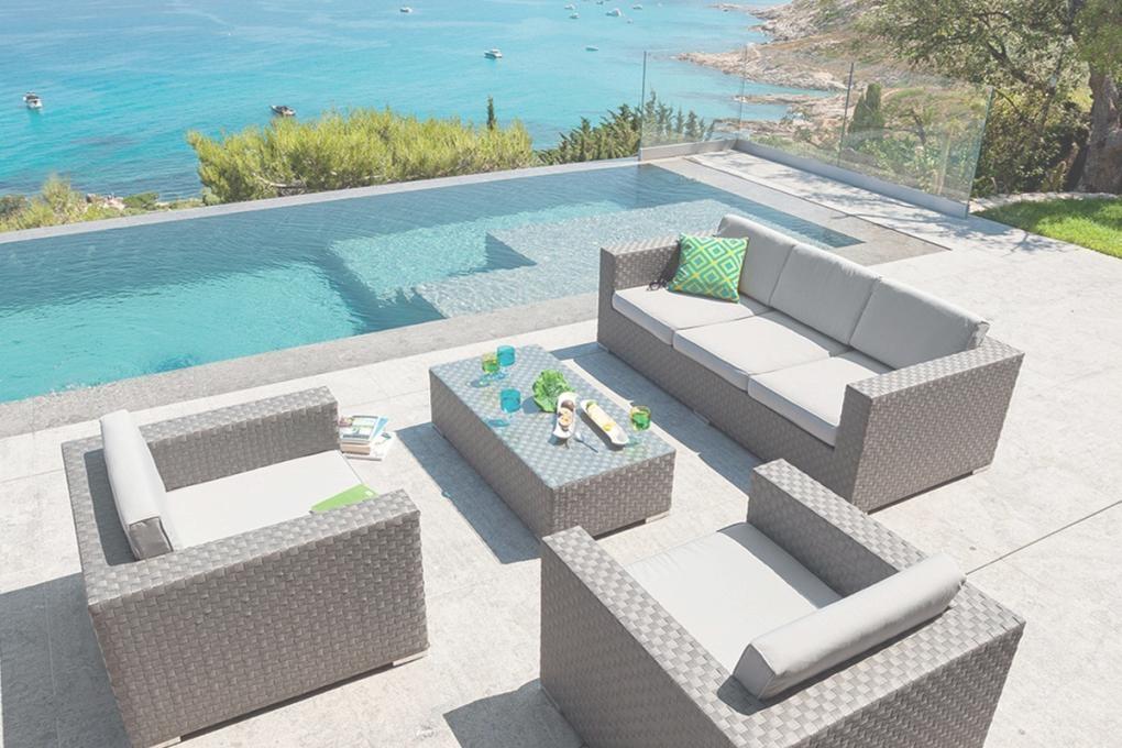 table jardin promo mobilier de jardin et terasse. Black Bedroom Furniture Sets. Home Design Ideas