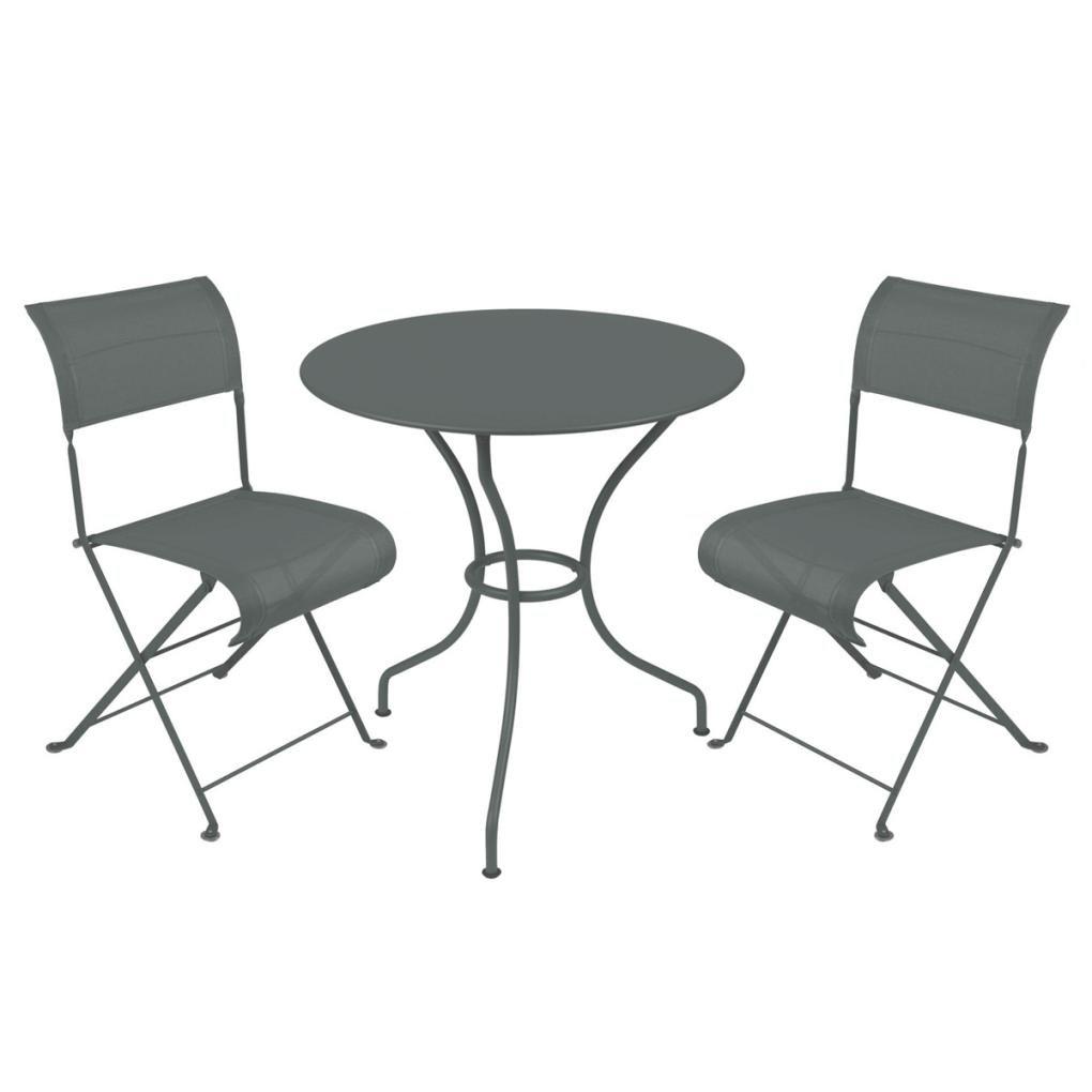table et chaise de jardin 2 personnes mobilier de jardin. Black Bedroom Furniture Sets. Home Design Ideas